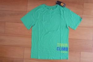 【moon】トレインハードテックTシャツ