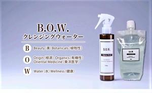 B.O.W.クレンジングウォーター スプレーお徳用詰替えタイプ300ml