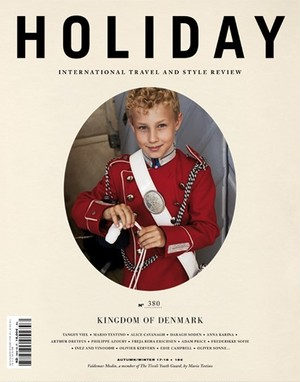 【洋雑誌】HOLIDAY No.380