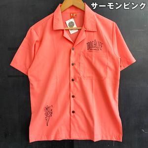 日の出の琉装娘【オリジナル開襟シャツ】