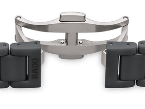 【RADO ラドー】True Thinline Les Couleurs™ Le Corbusier  Iron grey 32010 シンライン ル・コルビュジエ(アイアングレー)/正規輸入品