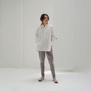 オーガニックオックスペイザンヌシャツ / 01011901SH52