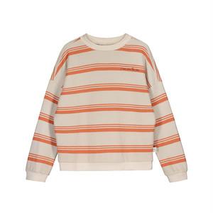 MAINIO Striped sweatshirt 3-4/5-6/7-8 ※1点までメール便OK
