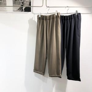 NO CONTROL AIR 【ノーコントロールエアー】 British wool & Polyester karsey Yokoyama Yasushi Pants