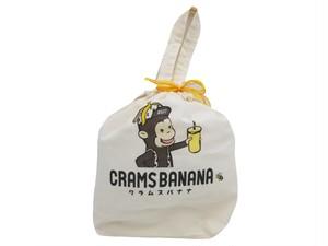 巾着袋 クラムスバナナ