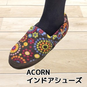 ACORNインドアシューズ レディスモカシン【Mサイズ】
