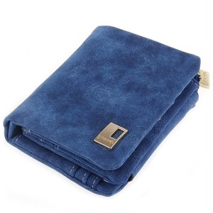Brand Ladies Designer Portfolio Women Mini Wallets Zipper  Short Women Leather Wallet Fold Wristlet Purse Holder Female  Handbag