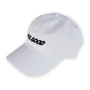 Feel Good Cap / White