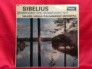 マゼールのシベリウス交響曲5&7番