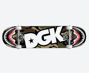 DGK ディージーケー HC-1044COMP7.75  Pilot Complete Skateboard  7.75インチ スケボー