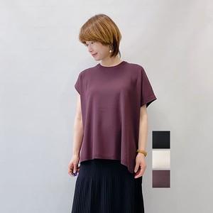 RIM.ARK(リムアーク) Asymmetry knit tops 秋物新作 [送料無料]
