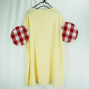 2DOTS POP T-SHIRT ONE-PIECE / S - L