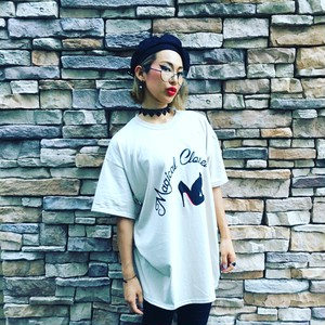 ◆魔法のクローゼット Tシャツ◆ベージュ