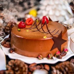 【12月20日までご予約可能】【クリスマスケーキ】ノエルムースショコラ5号