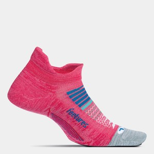 Feetures|ELITE LIGHT CUSHION NO SHOW TAB - 16 Quasar Pink