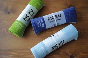 kontex / MOKU ライトタオル M