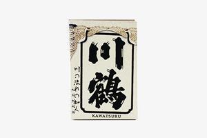 川鶴 / ちぎり和紙バージョン