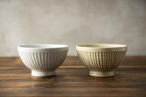 金京徳「ごはん茶碗(青磁・白磁)」