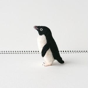 アデリーペンギンマスコット(小)