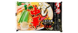 小川屋 まろやかごまだれ味 冷し中華 2食