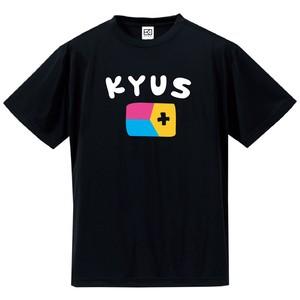 コミカルKYUS ドライシルキー 半袖Tシャツ