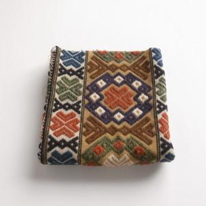 Krabbasnår / クラバスノー織 南スウェーデン 織物 マット