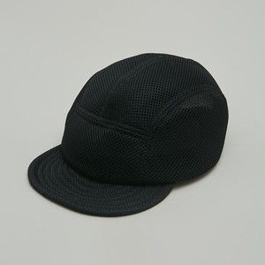 MOUN TEN. doube russell mesh jetcap (black) S/M [21S-MA19-0947] MOUNTEN.