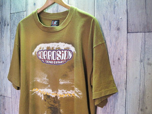 90s USA製{Corrosion Of Conformity}・「Deliverance」ツアー・バンドTシャツ(送料込み)