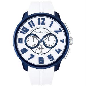 【Tendenceテンデンス】アルテックガリバー TY146001/ブルー スイスメイド腕時計