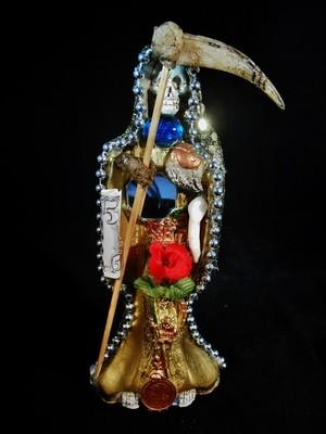 santamuerte/ サンタムエルテ/ 死の聖母/ 小