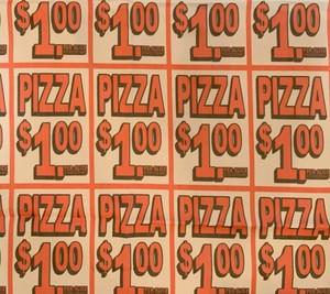 STEREO TENNIS / 1$ PIZZA BANDANA