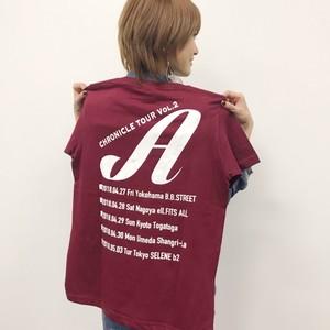 CHRONICLE TOUR Vol.2  Tシャツ XL