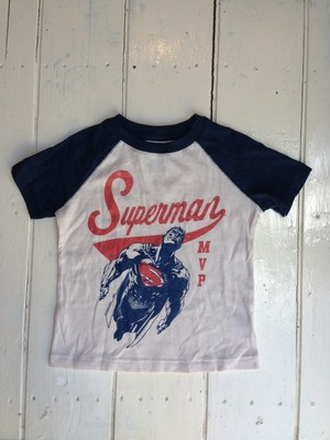 【KIDS】SUPERMAN TEE