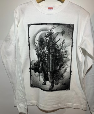 ⭐️オリジナルデザイン ロングスリーブシャツ Long Sleeve Original Design Shirts