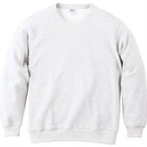 ライトスウェットシャツ ホワイト
