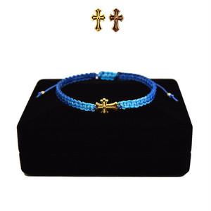【無料ギフト包装/送料無料/限定】K18 Gold Baby Crux Bracelet / Anklet  Ice【品番 21S2001】