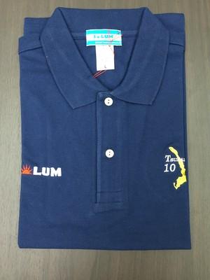 SOLUM ポロシャツ(NVY 10TSUBASA)
