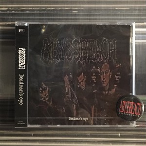ABYSSBEACH / deadman's eye (CD)
