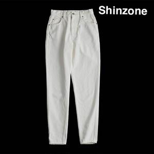 THE SHINZONE/シンゾーン ・キャロットデニム