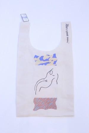 "TENUSIS ""marché bag"""