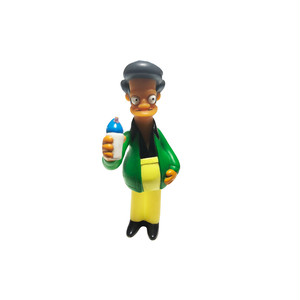 BURGER KING Meal Toy The Simpsons APU Figure