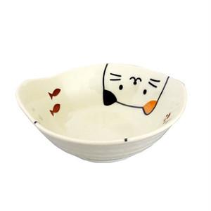 【 田中箸店・三毛猫】みけねことんすい 猫柄食器【肉球 猫グッズ 猫雑貨 猫柄 511078】