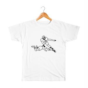 アメフト #9 キッズTシャツ