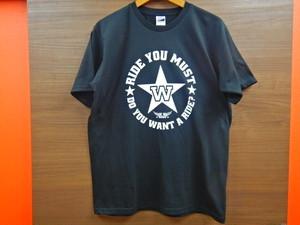 新作WAVEオリジナルTシャツ スター