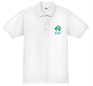 デザインロゴポロシャツ