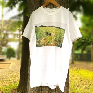 UMA FRIENDS photo Tシャツ