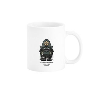 マグカップ(明智光秀)