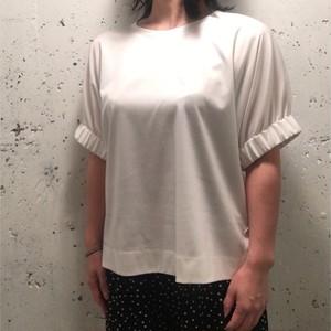 PASSIONE 袖口ギャザー大人Tシャツ