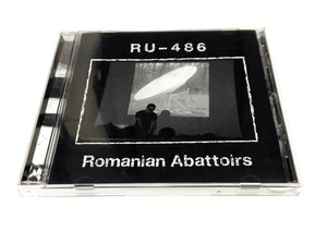 [USED] RU-486 - Romanian Abattoirs (2013) [CD]