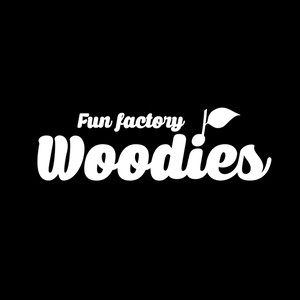 fun factory woodies sticker